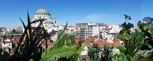 Obilazak pravoslavnih hramova Beograda
