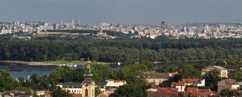 Beograd razgledanje grada